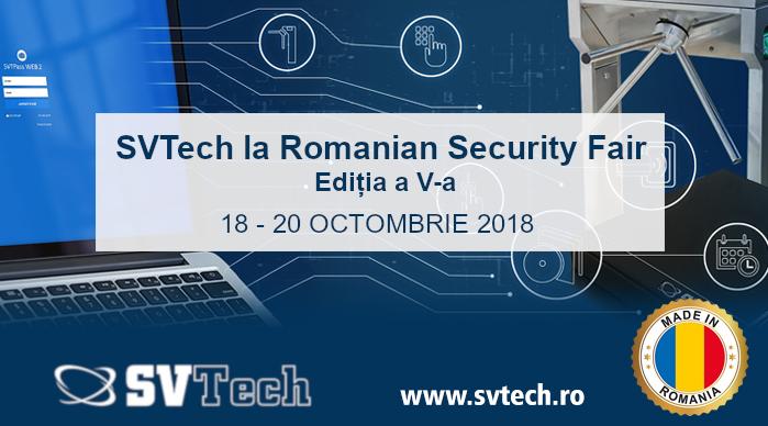 Romania la RSF 2018 - SVTech